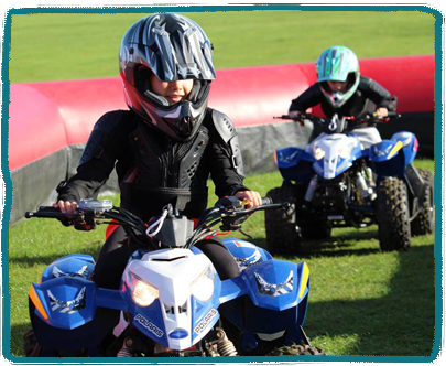 Quad Biking Kids Holiday Camp Essex