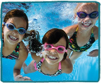 Swimming Kids Holiday Camp Essex