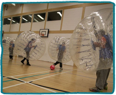 Bubble Football Kids Holiday Camp Essex