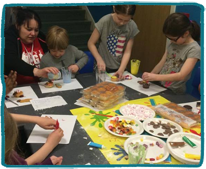 Cake Decorating Kids Holiday Camp Essex