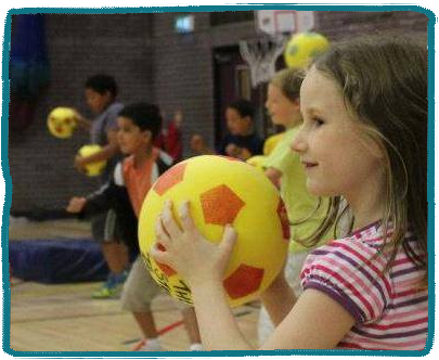 Dodgeball Kids Holiday Camp Essex
