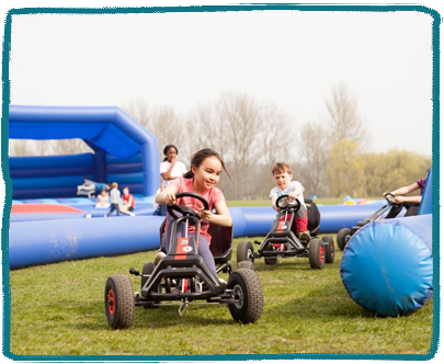 Pedal Karts Kids Holiday Camp Essex