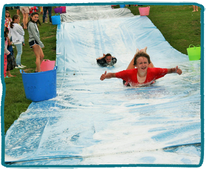 Slip N Slide Kids Holiday Camp Essex