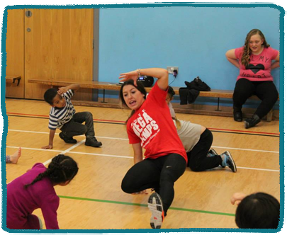Dancing Kids Holiday Camp Essex