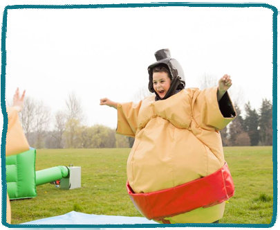 Sumo Suits Kids Holiday Camp Essex